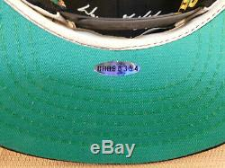 Gretzky Upper Deck Wayne 802 Signée Buts Tous Chef Temps Hat / Coa 48/99 Rare