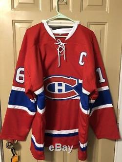 Henri Richard Chandail Des Canadiens De Montréal Signé 11 Coupes