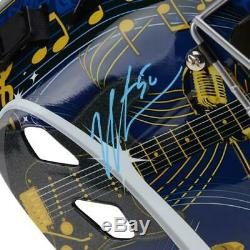 Jordan Binnington St. Louis Blues Autographed Replica Gardien De But Masque
