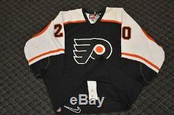 Keith Jones 1998-1999 Flyers De Philadelphie Portés Jersey