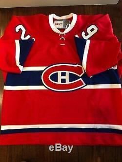 Ken Dryden Des Canadiens De Montréal Maillot Psa Dna Coa Officiel