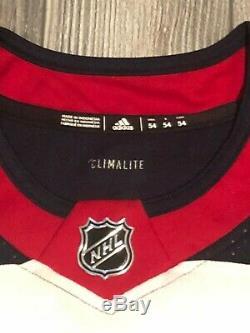 Kyle Connor Maillot De Hockey Adidas Pro Autographié Et Autographié, Winnipeg Jets + Coa