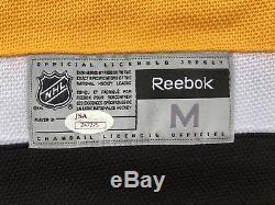 L'équipe Pittsburgh Penguins 2016-17 Signée Au Jersey Jersey De Hockey Authentique