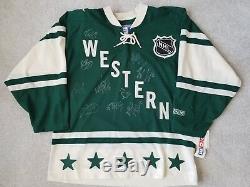 Maillot Autographié Par Western (2004) Autographié Par NHL (tout Neuf)