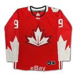 Maillot Bobby Hull Autographié Par Red Team Canada