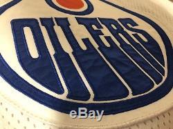 Maillot De Hockey Pro Nike LNH Oilers Wayne Gretzky Repro