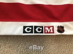 Martin Brodeur Authentic Jersey Authentic Jersey CCM Rookie 1991 Signé
