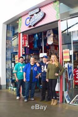 Mika Zibanejad Signé Rangers Jersey (beckett) 6e Choix Au Total 2011 Repêchage De La LNH