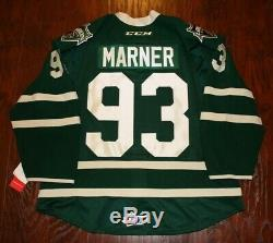 Mitch Marner Knights De London CCM Bord 2.0 Taille Jersey 56 Rare