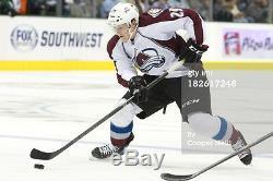 Nathan Mackinnon Signe Avalanche Du Colorado Jersey Psa / Adn Rookiegraph Coa