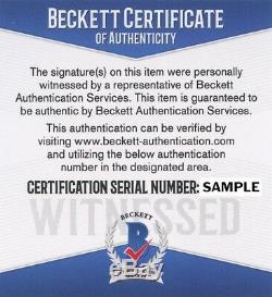 Pavel Bure, Chandail Signé Des Canucks De Vancouver Portant L'inscription Hof 12 (beckett Coa)