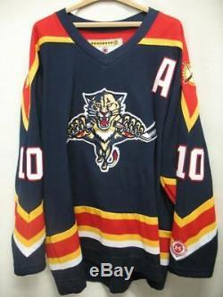 Pavel Bure Maillot De Hockey Sur Glace XL Panthers XL De La LNH Koho Autographié