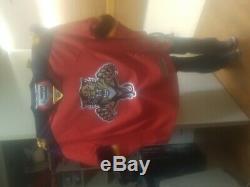 Pavel Bure Panthers De La Floride Autographié Reebok Premier Hockey Jersey