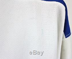 Rangers Wayne Gretzky Maillot Pro Blanc Authentique Signé Psa / Adn # V09625