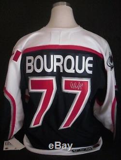 Ray Bourque Signé 2001 All Star Jersey Autographié Colorado Avalanche Bruins