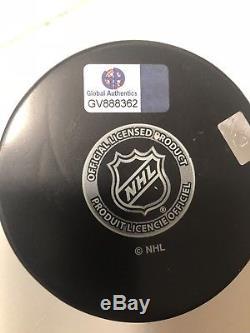 Rondelle De Hockey Signée Bobby Orr Bruins (coa)