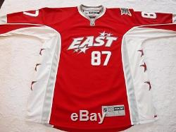 Sidney Crosby Des Penguins De Pittsburgh Autographié 2008 All-star Jersey- Frameworth