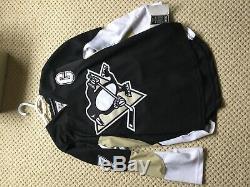 Sidney Crosby Jersey Signé Avec Coa
