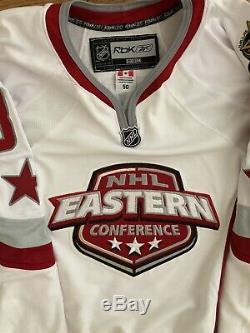 Sidney Crosby Signé 2007 NHL All Star Jersey Jeu Frameworth Coa # 87 Penguins