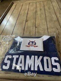 Steven Stamkos Autographed / Signé Jersey Coa Tampa Bay Lightning