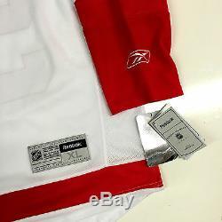Tomas Holmstrom Red Wings De Detroit Signés Reebok Premier Jersey Psa / Adn Coa