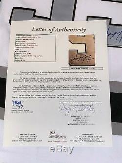 Wayne Gretzky A Signé Le Maillot Los Angeles Kings Autographié Par Hof Jsa Loa