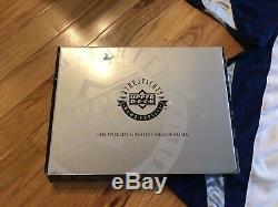 Wayne Gretzky, Autographe Autographié Au Pont Supérieur Signé Uda, Inscription All Star Jersey Box / 99