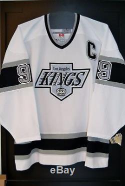 Wayne Gretzky, Coa Signé Au Pont Supérieur Du Kings De Kings De Los Angeles, Signé
